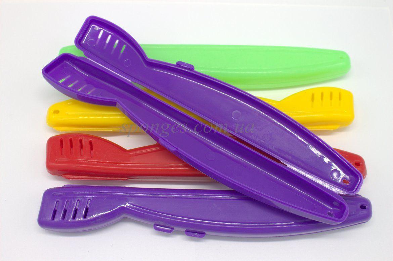 Футляр для зубной щетки фигурный