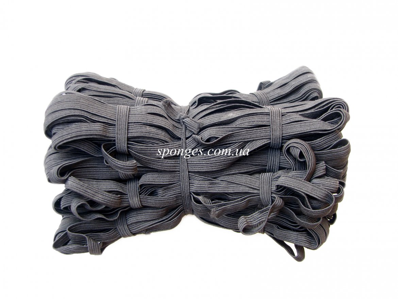 Резинка бельевая — черная